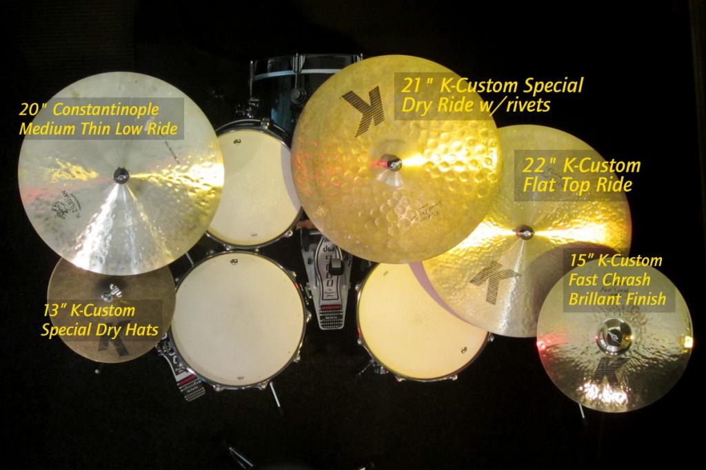 Jazz Set Cymbals