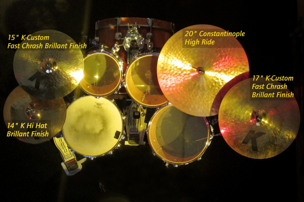 Regular Set Cymbals